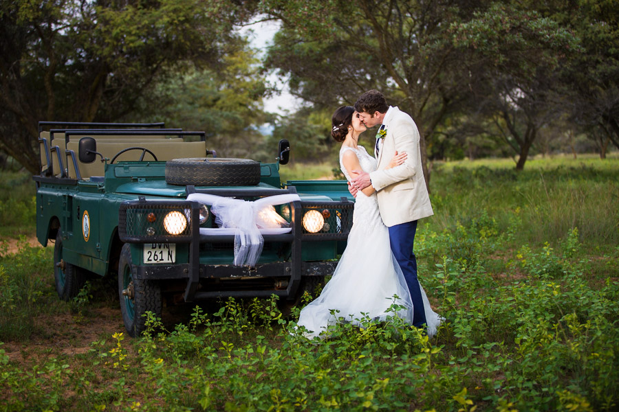 Bush wedding in South Africa - Izintaba lodge - Vaalwater